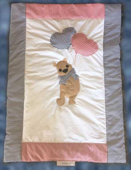 balloon Puh quilt