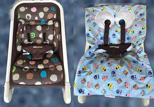 baby carrier protection pad
